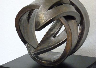 Keramik, 17 cm
